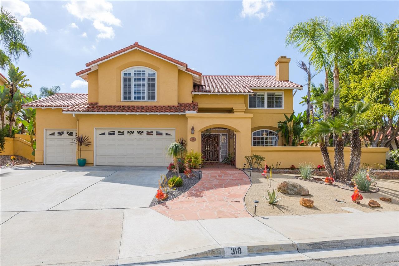 318 Canyon Ridge Drive, Bonita, CA 91902