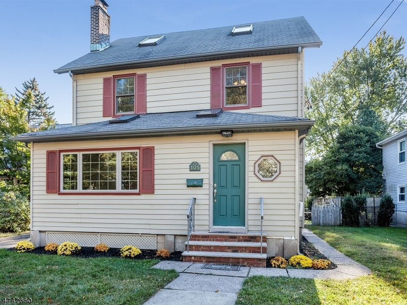 This colonial is very special: Step inside, you will appreciate the large room sizes & tall ceiling heights on 1st & 2nd floors! It's gracious: gorgeous wood trims & details; Gleaming hardwood floors.