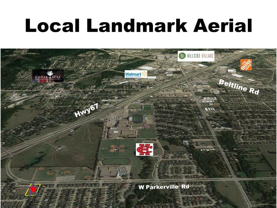 624 W Parkerville Road, Cedar Hill, TX 75104