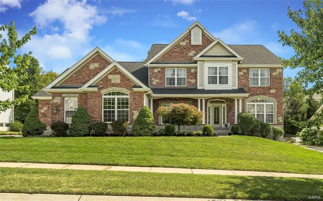 14740 Thornhill Terrace Drive, Chesterfield, MO 63017