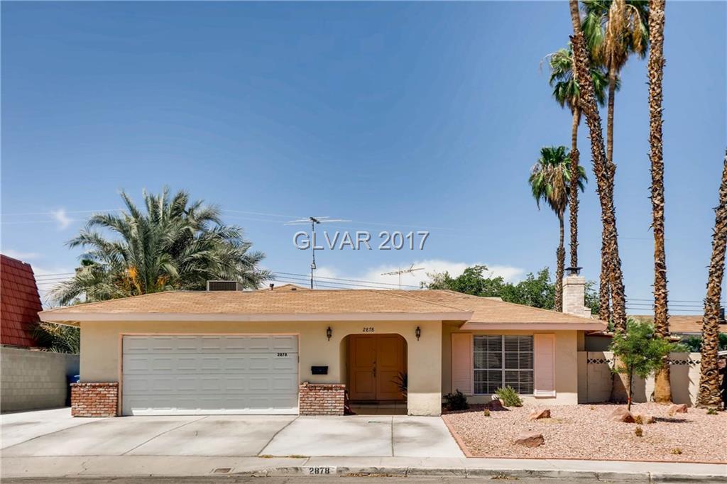 2878 CAPISTRANO Avenue, Las Vegas, NV 89121
