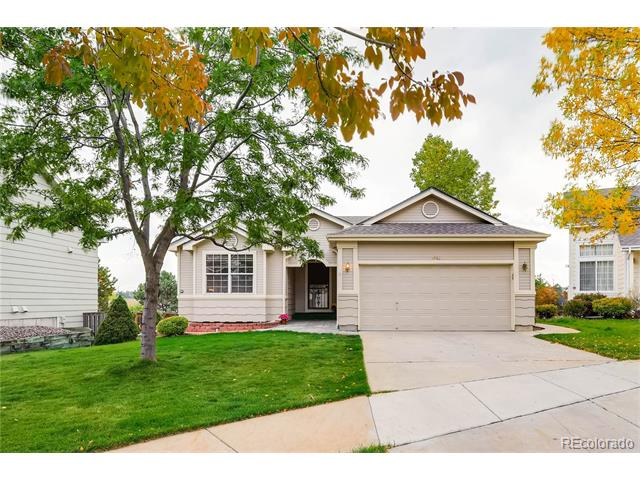 Picture of ranch home in 3560 West Hamilton Place Harvey Park South Denver CO