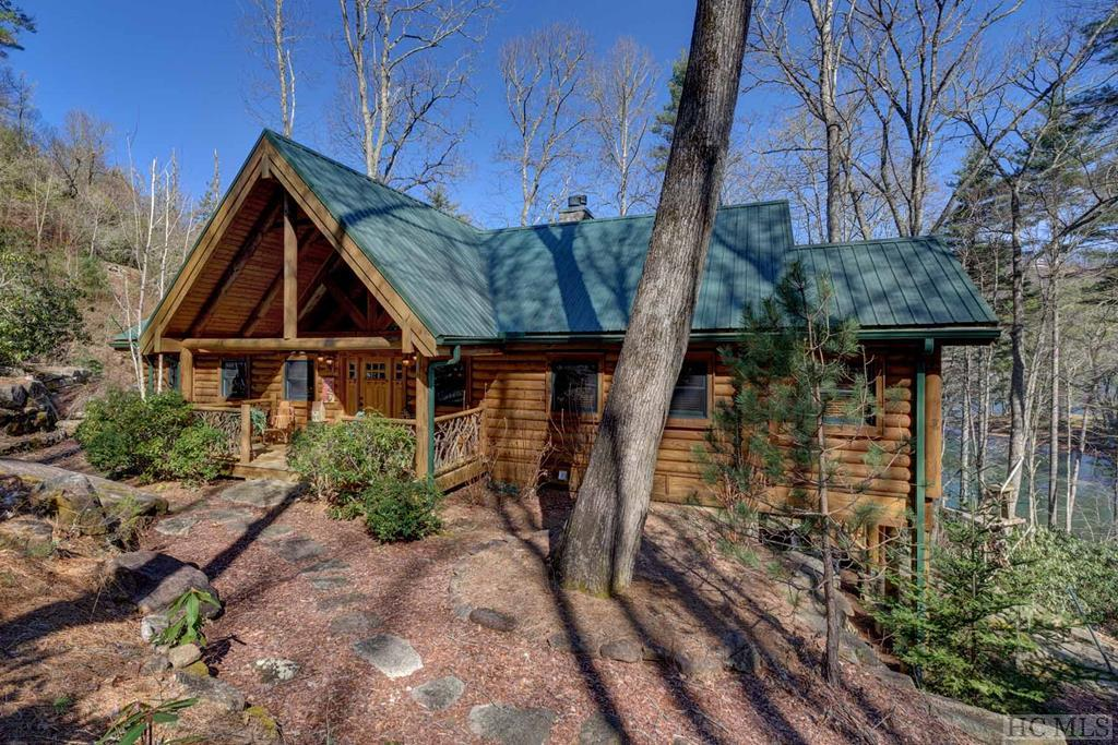 sale houses small in gallery home log cabins interior mountains nc for