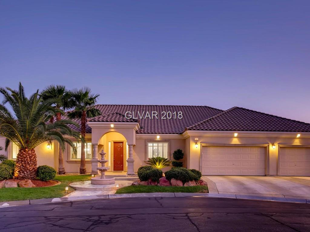 6362 Villa Di Firenze Court, Las Vegas, NV 89118