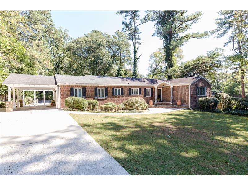 2905 W Roxboro Road NE, Atlanta, GA 30324