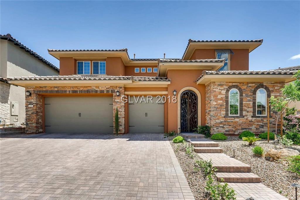 438 ROSINA VISTA Street, Las Vegas, NV 89138