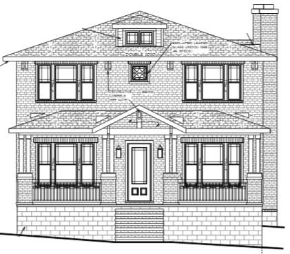 """Stunning new construction in the heart of Historic Belmont! Over 4,500 sqft, with high-end designer tile & lighting, 3 car garage with studio above, massive gourmet kitchen with 48"""" gas range, master suite on main floor, study/flex/music room,1st & 2nd floor covered porches w/ wood-burning fireplaces! too many features to list!  Don't miss this!"""