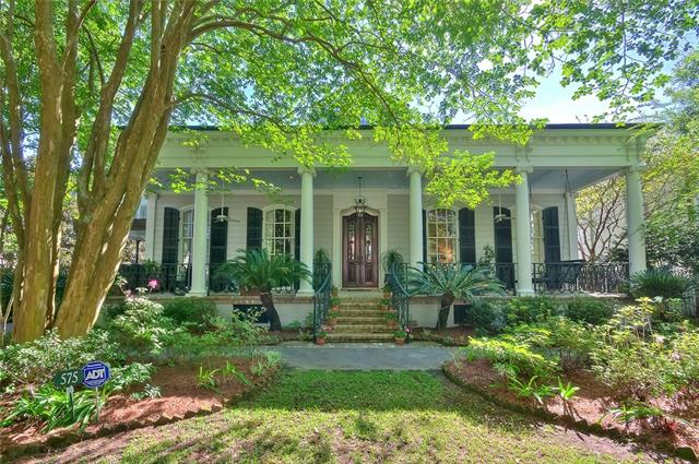 exquisite home and garden showplace. 575 WOODVINE Avenue Garden District Homes For Sale  New Orleans NOLA Property