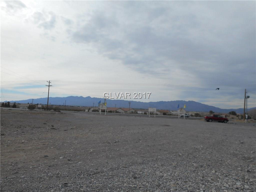 1831 S HWY 160, Pahrump, NV 89048