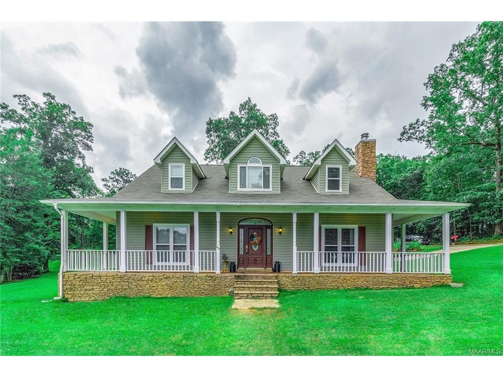 68 Overlook Valley Road, Wetumpka, AL 36093