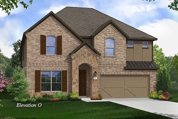 2416 Flowing Springs Drive, Fort Worth, TX 76177
