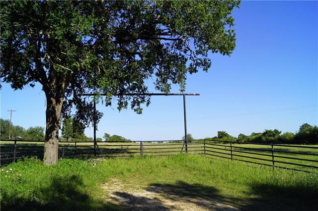 Great location for your country dream home. Approximately 1mile from Elgin City limits. Desirable location in the country.  The 8 + acres with nice sized stock pond located at the back of property improved pasture with some trees. Site built homes only.