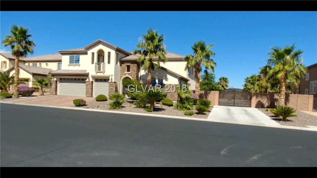 7256 GALLOPING SCOUT Court, Las Vegas, NV 89131