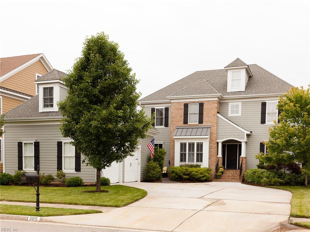 305 Croft XING, Chesapeake, VA 23320