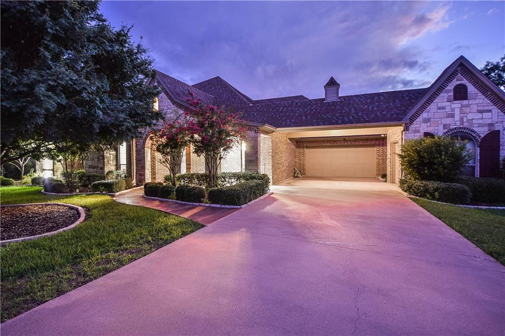 AMAZING VIEW ON THE NUTCRACKER GOLF COURSE. ELEGANT AND SOPHISTICATED. WARM AND INVITING. FABULOUS FLOOR PLAN. FIRST FLOOR MASTER SUITE HAS SITTING AREA. SECOND FLOOR MASTER, BATH, LIVING-MEDIA. FIREPLACES IN LIVING ROOM AND EXECUTIVE STUDY. GREAT LOCATION CONVENIENT TO ALL PECAN AMENITIES. SEPARATE GOLF CART GARAGE. PORTE-COCHERE. PERGOLA. BEAUTIFULLY LANDSCAPED, STONE PATHWAY. PERFECT HOME FOR ENTERTAINING AND FAMILY GATHERINGS.