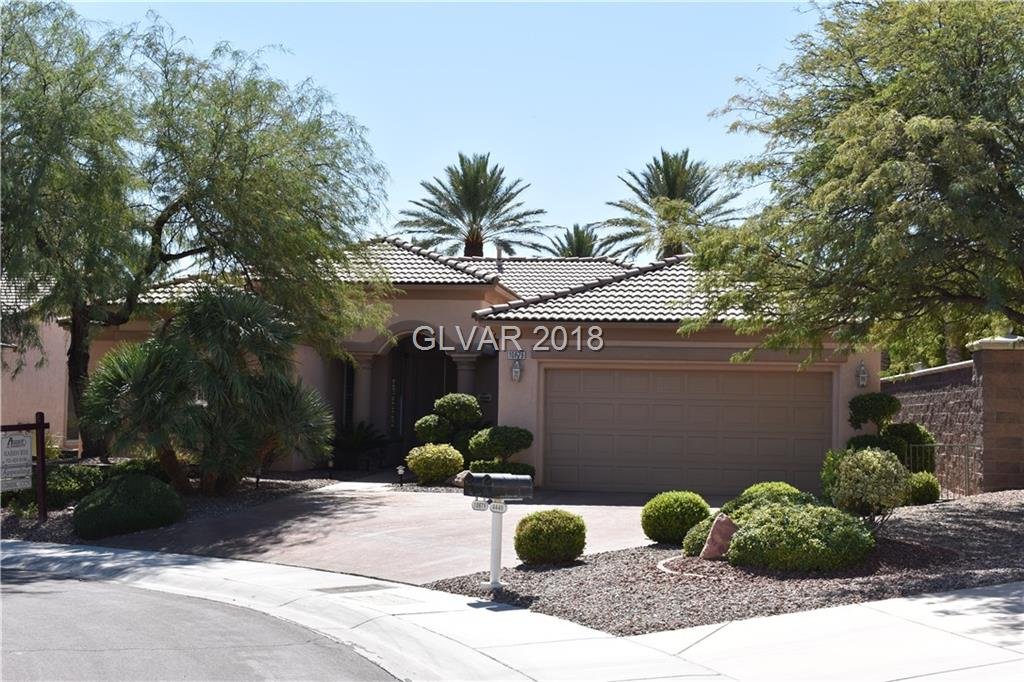 10679 RIVA DE FIORE Avenue, Las Vegas, NV 89135