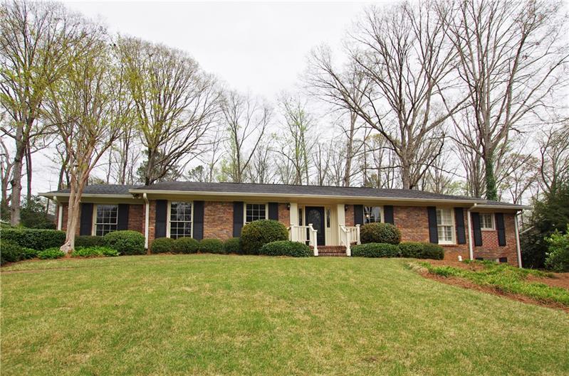 315 Dartmoor Circle, Atlanta, GA 30328