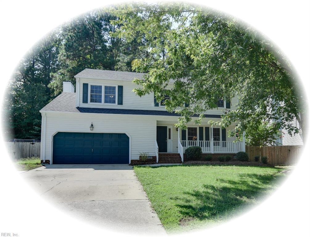414 Bridge Wood DR, Yorktown, VA 23693