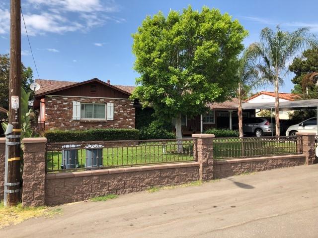8100 Darryl  St., Lemon Grove, CA 91945
