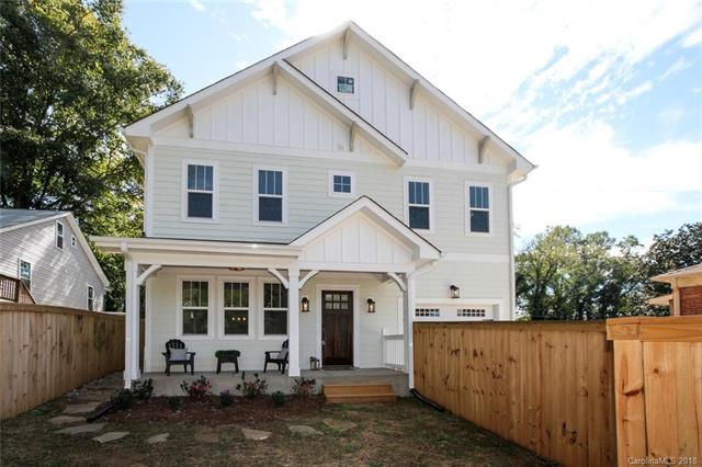 Duet style homes w/ full ownership rights to the land & structure as two-family dwellings. Offers a unique alternative to the mid & high rise townhomes & condos. No one living above or below you; just 1 shared party wall. All the bells & whistles today's discriminating home buyer wants in a new construction home: soft close cabinets, oversized kitchen island w/ seating, quartz countertops, open floorplan, gas fireplace, outstanding private master suite, deep soaking tub, fenced yard. Enough yard to be able to play in the dirt & grow your own culinary garden or flowers if you like, yet still be manageable for today's busy lifestyle. Close to the Greenway; walking distance to Blue Blaze Brewery as well. Super close to Uptown & yet has the quiet enjoyment of neighborhood living; best of both worlds. Open floorplans. Why wait months for a new construction home? Preferred Lender Lisa Marie Shapiro 704-458-9898 is offering up to $3500 in closing costs.(Prof. pics to be taken, standby...)