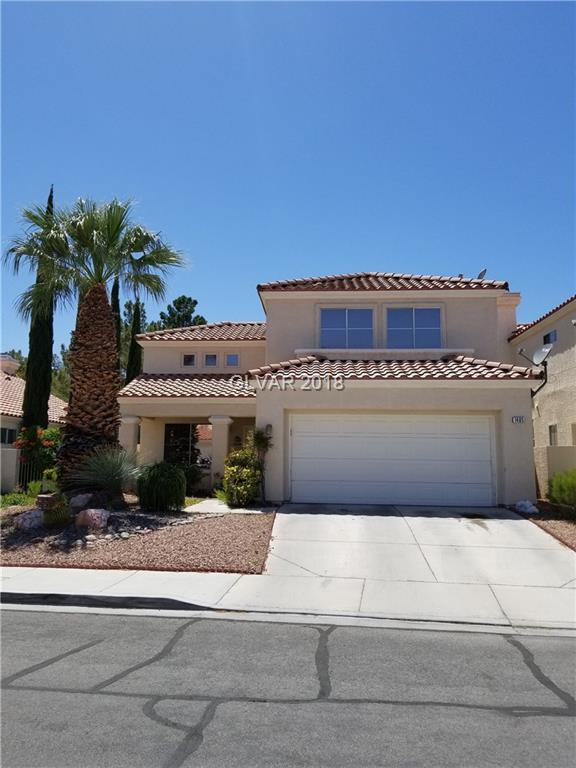 1405 CHAPARRAL SUMMIT Drive, Las Vegas, NV 89117
