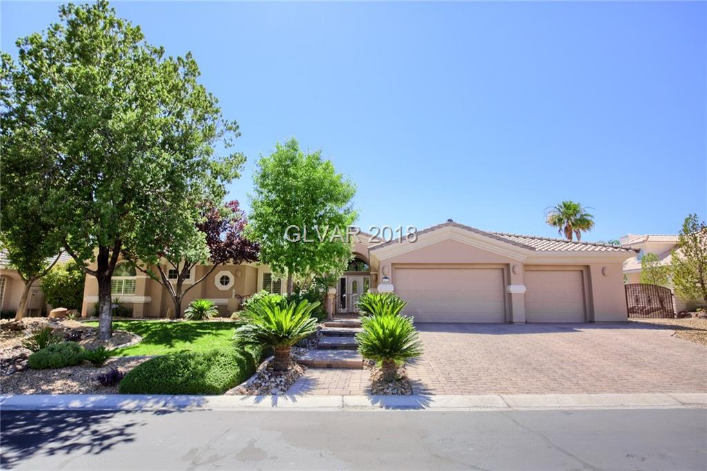 4593 CLAY PEAK Drive, Las Vegas, NV 89166
