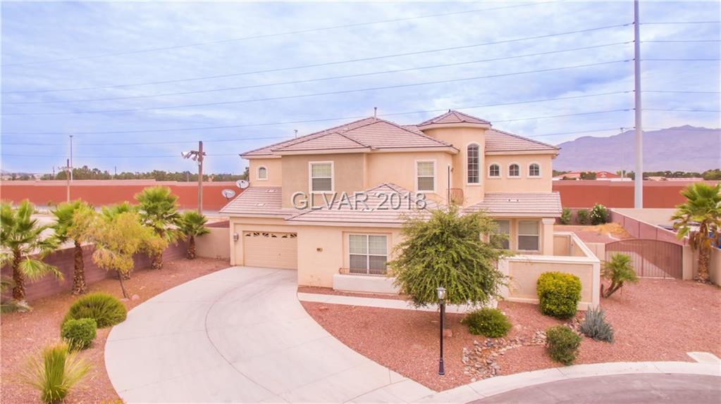 6820 SLEEPY PINE Avenue, Las Vegas, NV 89130