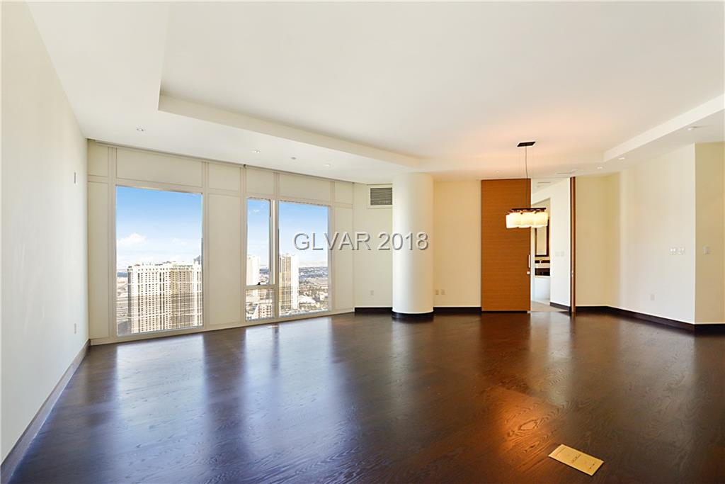 Strip and city views from this stunning 1bd/1.5ba residence. The Mandarin, located in Las Vegas' CityCenter, is an urban resort destination featuring shopping, dining, entertainment and luxury high rise living.