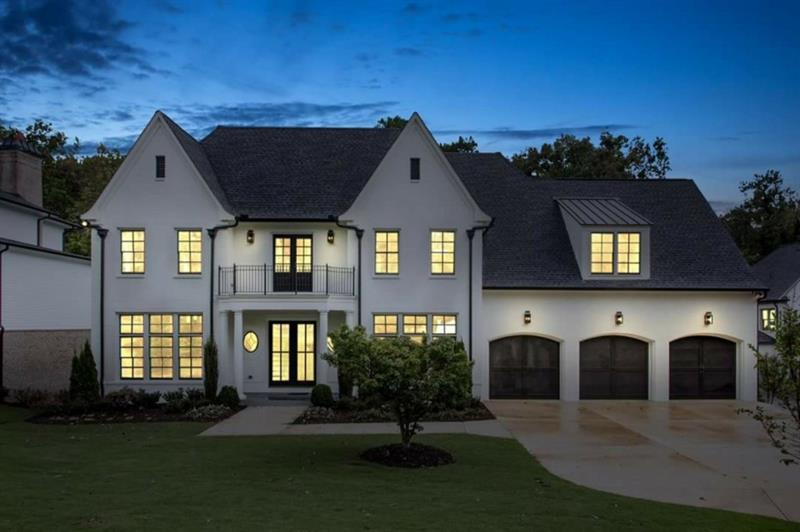 Custom New Construction by Loudermilk Homes. This home features amazing quality and smart home technology and this home has it all! Convenient location, (across from highly sought after Sarah Smith Elementary) in the heart of Buckhead. Close to Lenox and easy access to 400. This Beauty has an open floor plan, popular designer features throughout including Circa lighting, high end appliances, barn doors, site finished hardwood flooring and more. Smart Home technology by Amazon Alexa partnered with Control4 integration.