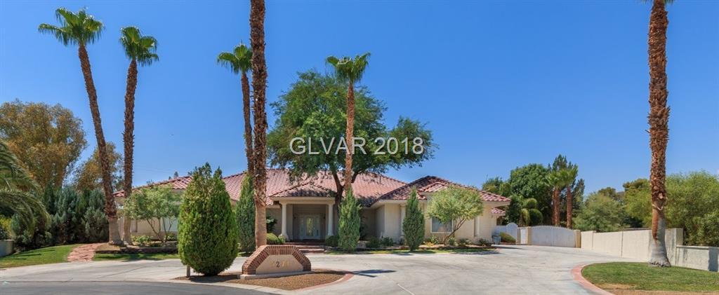 7271 LOMA ALTA Circle, Las Vegas, NV 89120