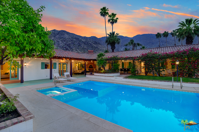 610 N Via Monte Vista, Palm Springs, CA 92262