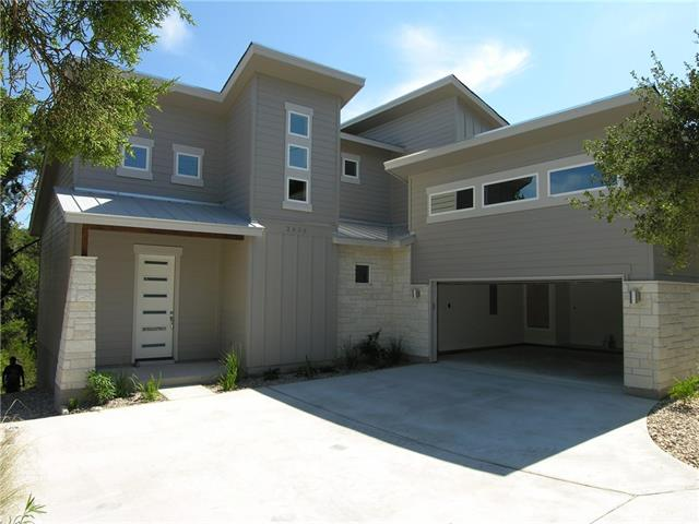 Nestled in the the Yaupon Golf Course area of Lakeway, this To-Be-Built One-of-a-Kind Custom Home by Premier Builder Hausman Homes is Sure to Please! Over/Under Floorplan Featuring Modern Design cues w/ Spacious Open Concept Floor Plan, Stained Concrete & Hard Tile Flooring, Bright Spaces, Granite Countertops, Stainless Steel Appliances, Family Room & Game Room, Main Level Master Bedroom, and Lg Deck overlooking the Hill Country. Nearby Golf, Tennis, Pool, Parks and Award Winning Lake Travis Schools too!!