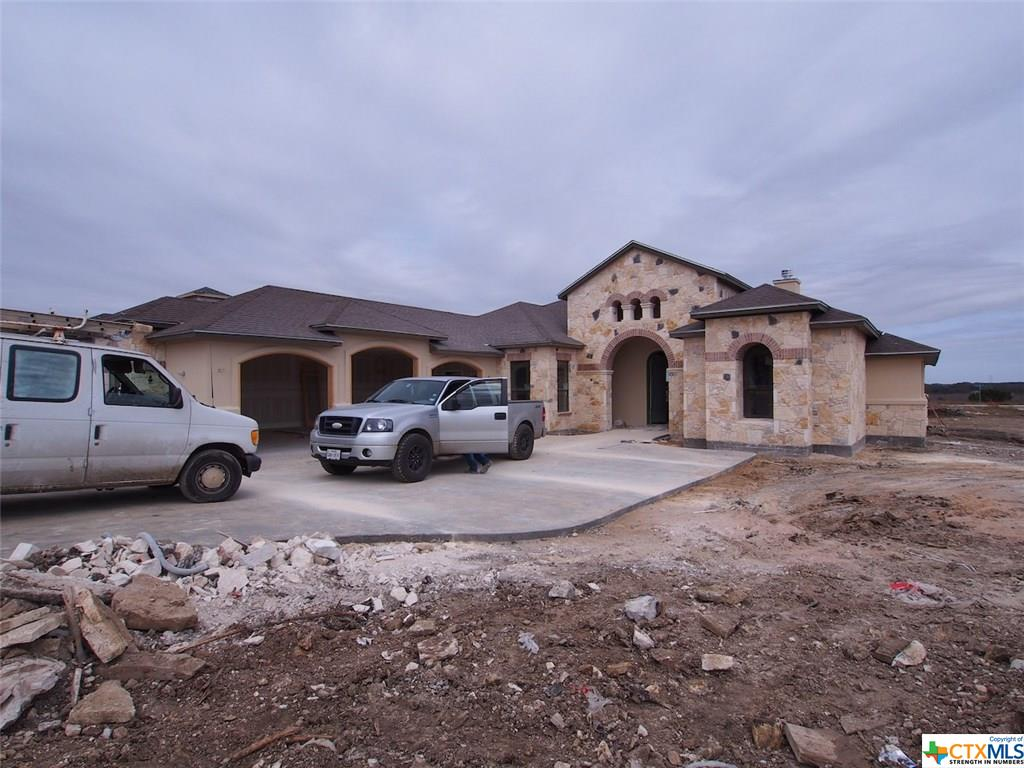 1002 Saddle Bluff Drive, Salado, TX 76571