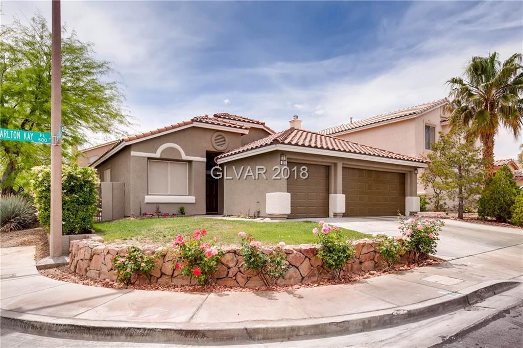 401 CARLTON KAY Place, Las Vegas, NV 89144