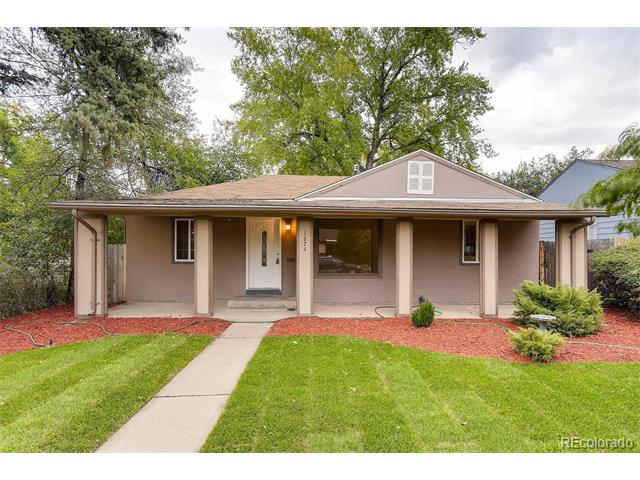 Photo of a property in 1274 Verbena Street East Colfax Denver CO