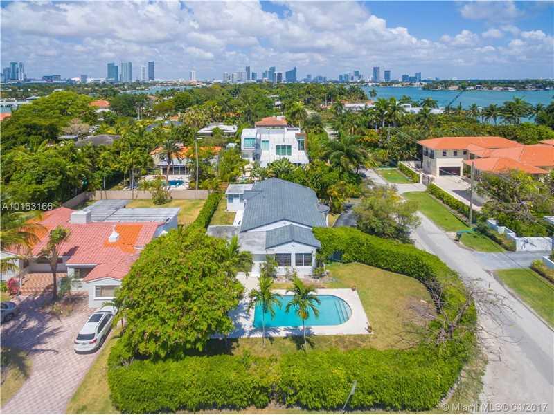 110 N Hibiscus Drive, Miami Beach, FL 33139