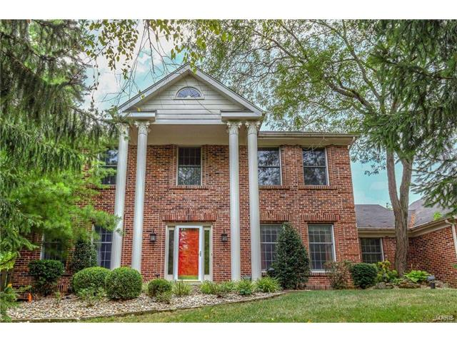 15993 Downall Green Drive, Chesterfield, MO 63017