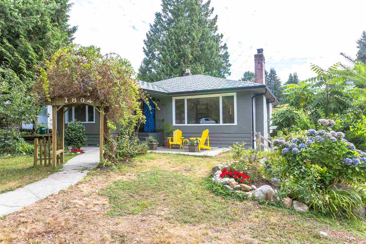 1804 GRAND BOULEVARD, North Vancouver, BC V7L 3Y6