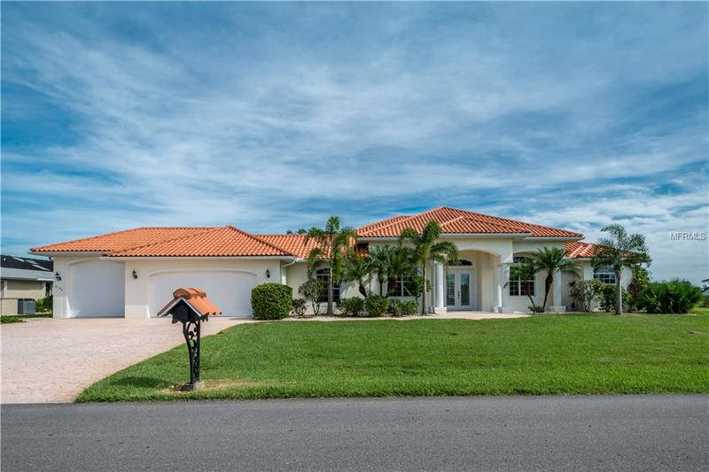 2154 PETERBOROUGH ROAD PUNTA GORDA, Florida
