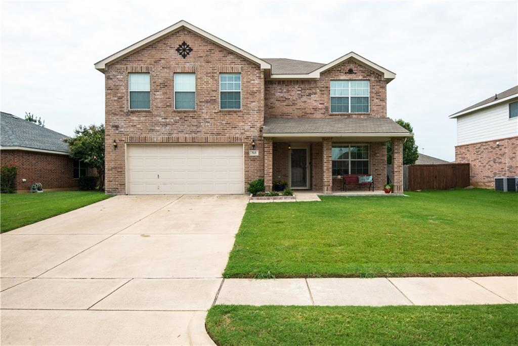 713 Partridge Drive, Saginaw, TX 76131