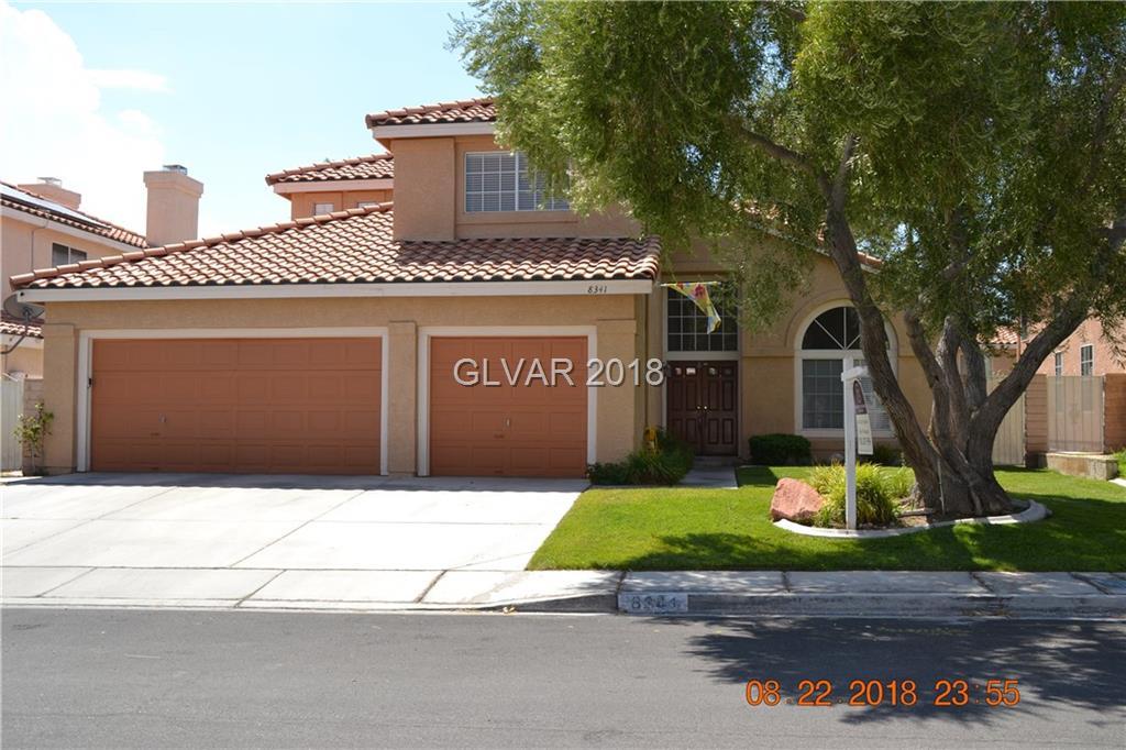 8341 CAMPANA Drive, Las Vegas, NV 89147