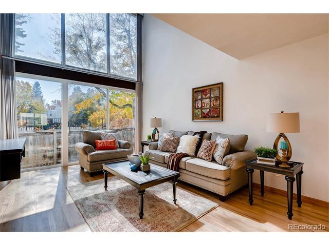 Image of home in 1050 South Monaco Parkway 4 Washington Virginia Vale Denver CO