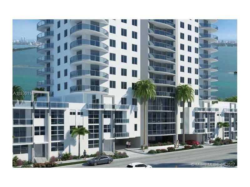 601 NE 23rd St TH4, Miami, FL 33137