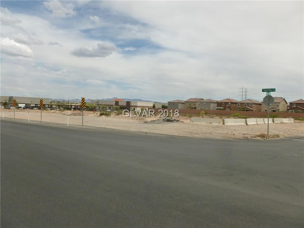 Spanish Ridge Ave, Las Vegas, NV 89118