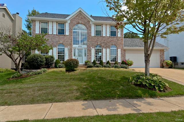 314 Harbour Pointe Drive, Wildwood, MO 63040