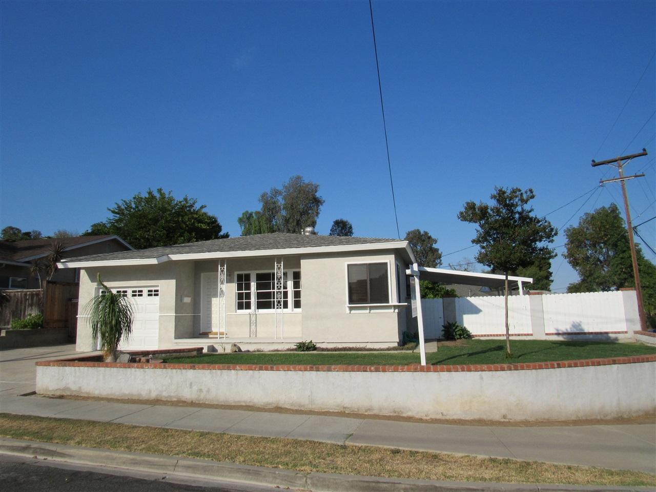6090 Amarillo Ave., La Mesa, CA 91942
