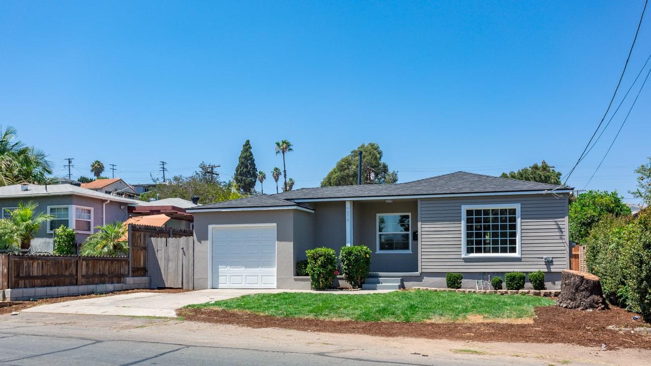 4575 Parks Avenue, La Mesa, CA 91942