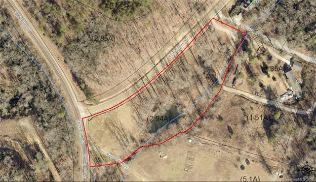2.94 Acres!  This one has it all!  Pond, Creek/Stream, Mountain View, Unrestricted, and Paved Frontage.  Additional acreage available.  Convenient location!