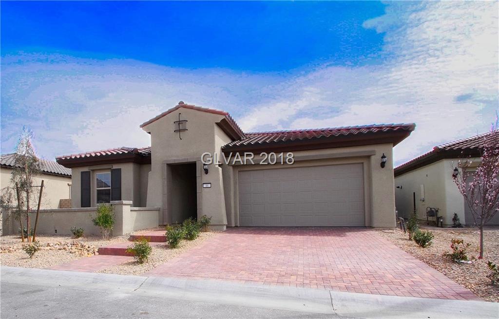 46 BRIGOLA Street, Las Vegas, NV 89138