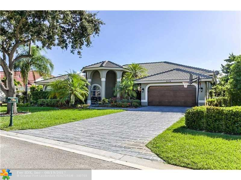 5334 NW 109th Way, Coral Springs, FL 33076